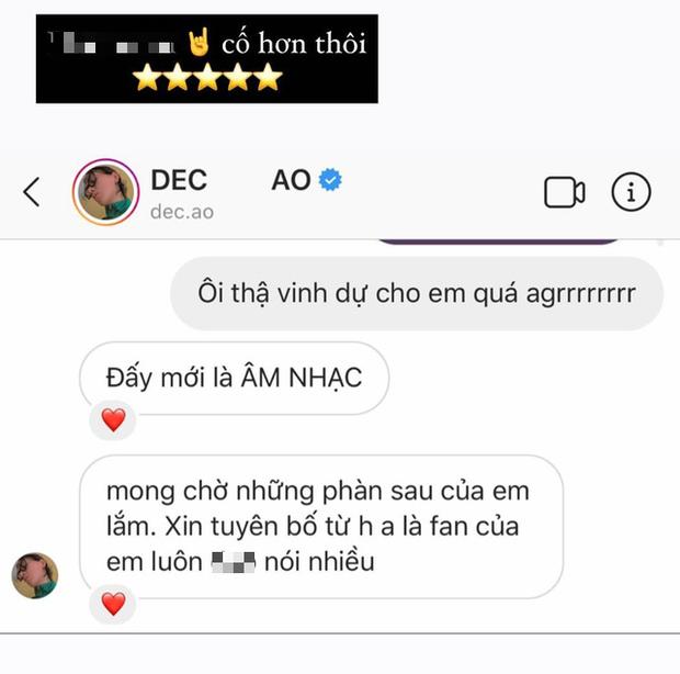 Decao mê mẩn màn rap của thí sinh đội Binz, tuyên bố luôn từ giờ là fan của Ricky Star - Ảnh 3.