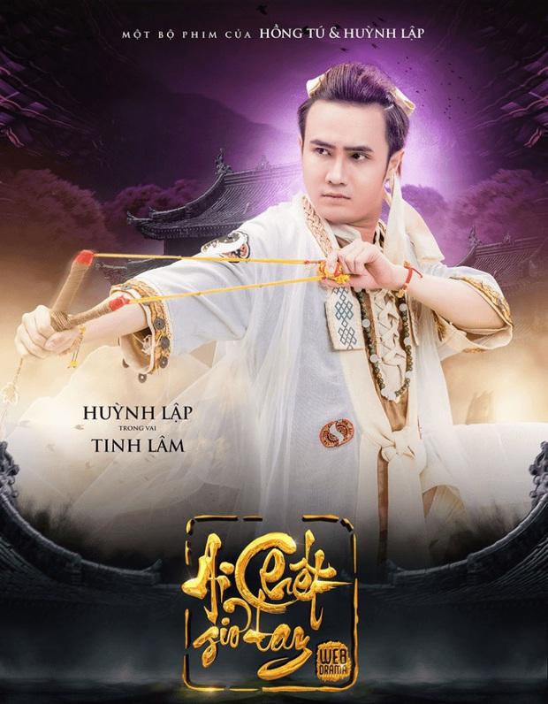 Ricky Star nhờ cày phim ma Huỳnh Lập mà quẩy ra hit Bắc Kim Thang phá đảo Rap Việt - Ảnh 14.