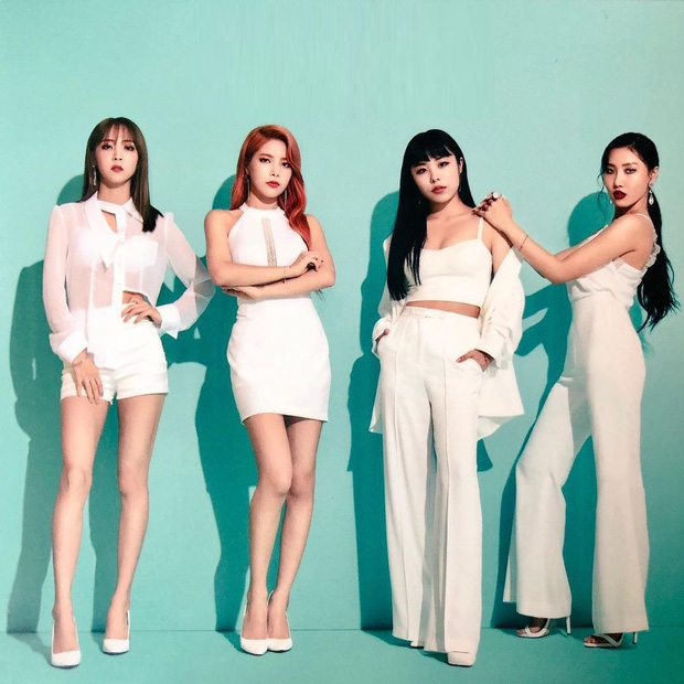 30 girlgroup Kpop hot nhất hiện nay: TWICE đáng lo ngại, BLACKPINK ra sao trước sự bứt phá của Red Velvet, (G)I-DLE? - Ảnh 6.