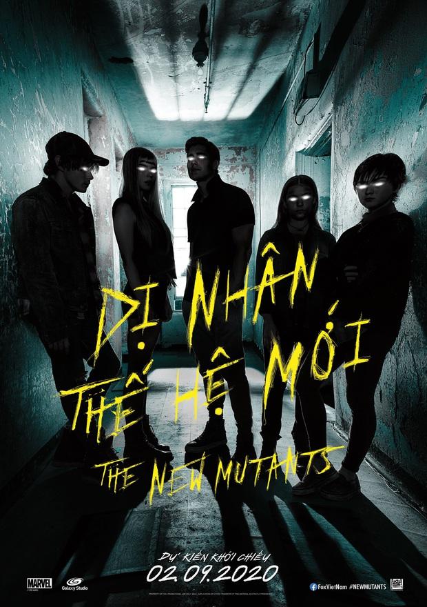 The New Mutants: Em út loạt phim X-Men tắt ngúm vì nội dung rời rạc sau những lần lạm dụng dao kéo - Ảnh 1.