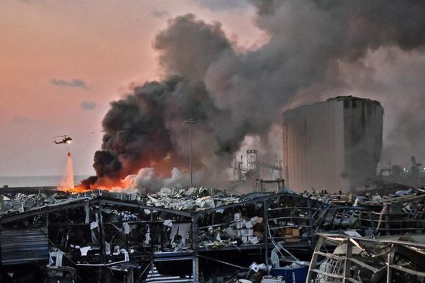 Số thương vong trong vụ nổ ở Lebanon tăng hơn 6.000 người - Ảnh 1.