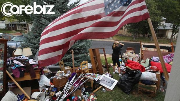 CNN: 40 triệu người Mỹ có thể trở thành vô gia cư vào cuối năm nay vì dịch Covid-19 - Ảnh 1.