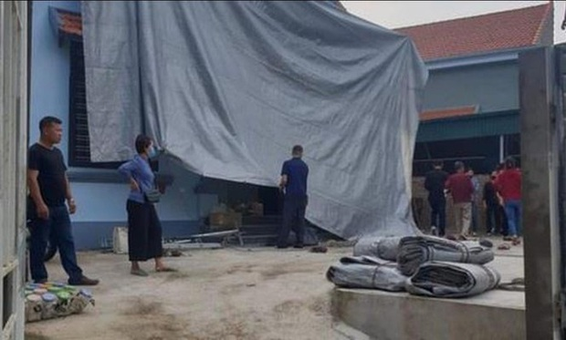 Lộ nguyên nhân vụ nổ súng AK khiến 2 người chết ở Quảng Ninh - Ảnh 1.