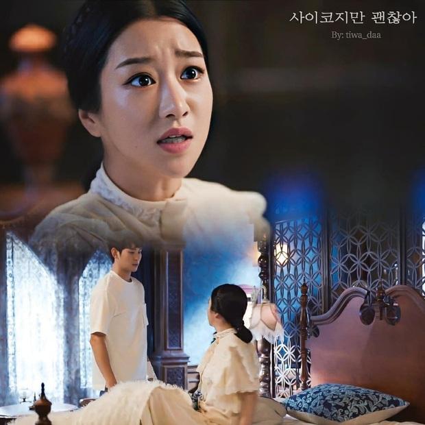 Đụng độ Seo Ye Ji, con dâu vua sòng bài Macau cũng phải lép vế: Điên nữ thắng thế toàn tập chỉ nhờ kiểu tóc sang chảnh - Ảnh 2.