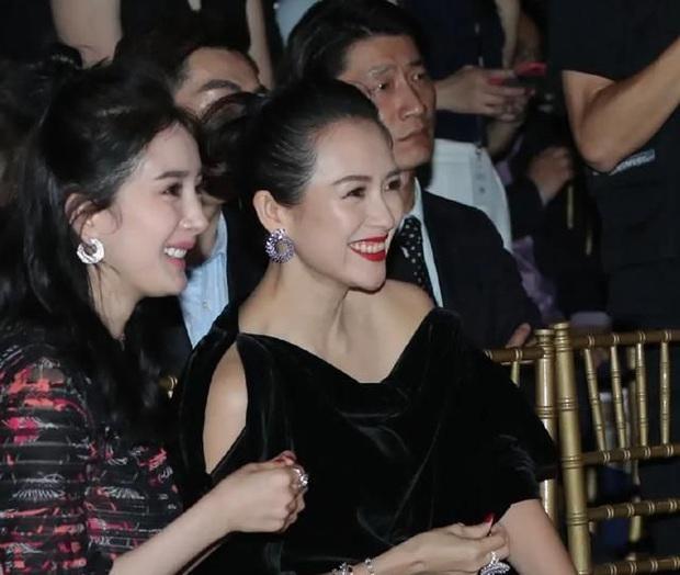 Đẳng cấp nhan sắc chị đại của Chương Tử Di, xinh đẹp như Dương Mịch nhưng khi đứng cạnh cũng bị đè bẹp - Ảnh 5.