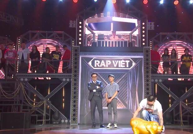 Lão đại Wowy gây tranh cãi tại Rap Việt khi khuyên thí sinh nên chọn Đại học thay vì Rap - Ảnh 3.
