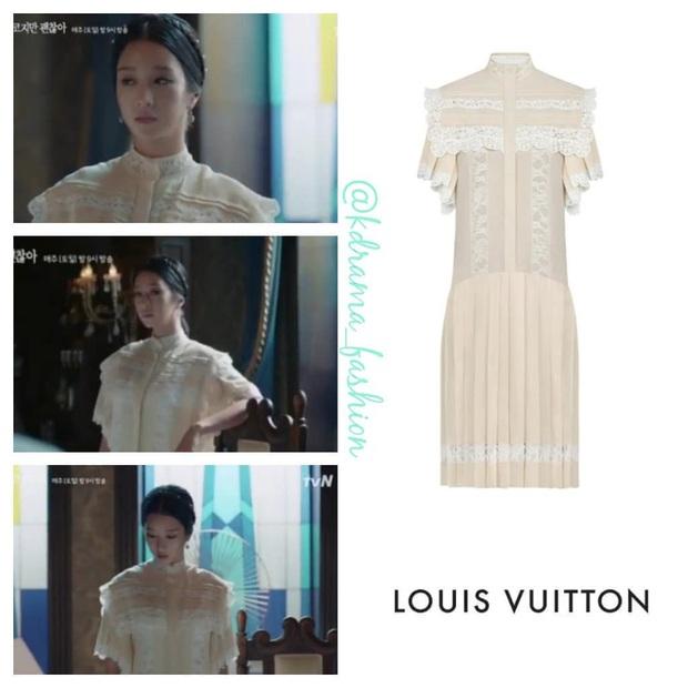 Đụng độ Seo Ye Ji, con dâu vua sòng bài Macau cũng phải lép vế: Điên nữ thắng thế toàn tập chỉ nhờ kiểu tóc sang chảnh - Ảnh 3.