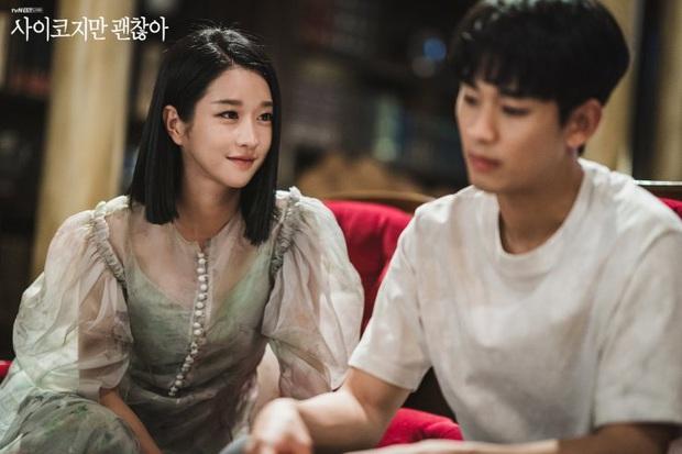 5 lần tự vả vì crush của Kim Soo Hyun ở Điên Thì Có Sao, phim vừa hết là liêm sỉ anh cũng rớt sạch! - Ảnh 5.