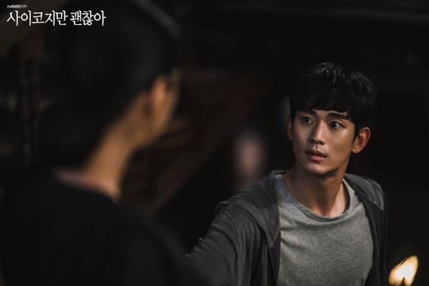 5 lần tự vả vì crush của Kim Soo Hyun ở Điên Thì Có Sao, phim vừa hết là liêm sỉ anh cũng rớt sạch! - Ảnh 7.
