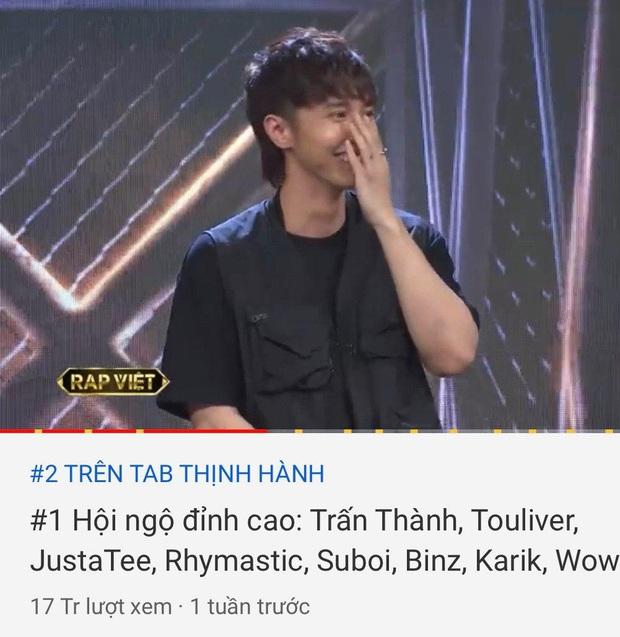 Cặp đôi Hương Giang - Matt Liu giúp Người ấy là ai đánh chiếm top 1 trending YouTube - Ảnh 4.