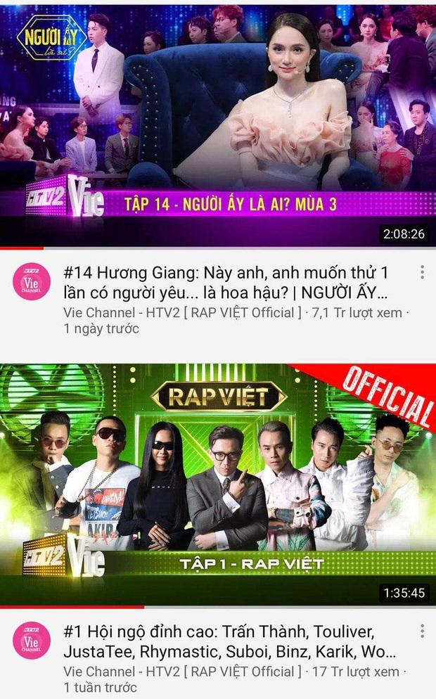 Cặp đôi Hương Giang - Matt Liu giúp Người ấy là ai đánh chiếm top 1 trending YouTube - Ảnh 1.