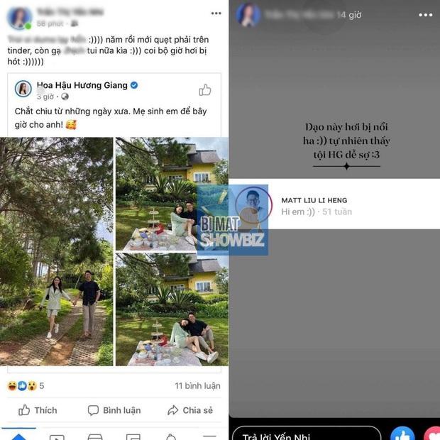 CEO Matt Liu hẹn hò với Hương Giang ngay sau lùm xùm hi em ầm ĩ MXH - Ảnh 3.