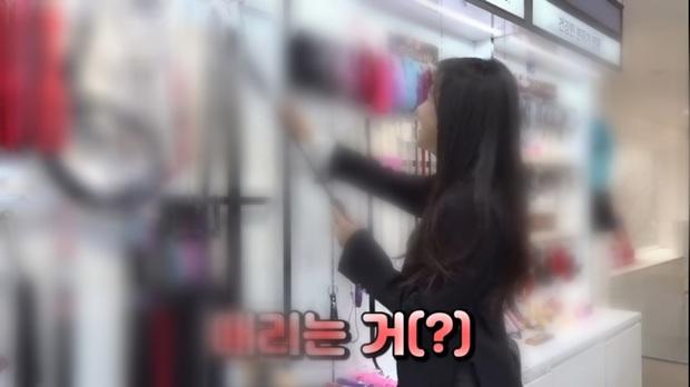 Nữ idol Kpop gây sốc khi công khai clip mua sắm tại cửa hàng đồ chơi 18+, còn tiêu hết gần chục triệu - Ảnh 7.