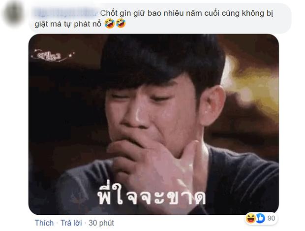 Netizen phấn khích tột độ trước cảnh giường chiếu của Kim Soo Hyun - Seo Ye Ji ở tập cuối Điên Thì Có Sao   - Ảnh 4.