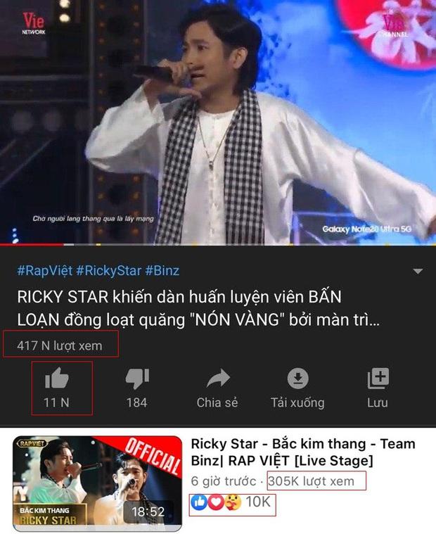 Ricky Star nhờ cày phim ma Huỳnh Lập mà quẩy ra hit Bắc Kim Thang phá đảo Rap Việt - Ảnh 5.
