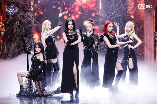 30 girlgroup Kpop hot nhất hiện nay: TWICE đáng lo ngại, BLACKPINK ra sao trước sự bứt phá của Red Velvet, (G)I-DLE? - Ảnh 7.