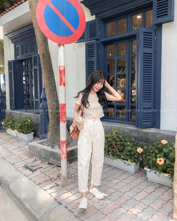 """4 chiêu mặc đẹp với quần jeans trắng bạn nhất định phải """"găm"""" nếu muốn cải tổ style bình bình - Ảnh 11."""