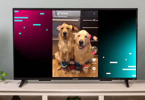 Bất chấp lệnh cấm, TikTok bất ngờ đem ứng dụng lên TV với tên gọi More on TikTok - Ảnh 3.