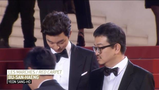 Hot lại loạt ảnh tài tử Train to Busan Gong Yoo như người khổng lồ tại LHP Cannes, camera phóng viên quốc tế không dìm nổi - Ảnh 8.