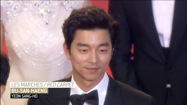 Hot lại loạt ảnh tài tử Train to Busan Gong Yoo như người khổng lồ tại LHP Cannes, camera phóng viên quốc tế không dìm nổi - Ảnh 7.
