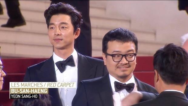Hot lại loạt ảnh tài tử Train to Busan Gong Yoo như người khổng lồ tại LHP Cannes, camera phóng viên quốc tế không dìm nổi - Ảnh 6.