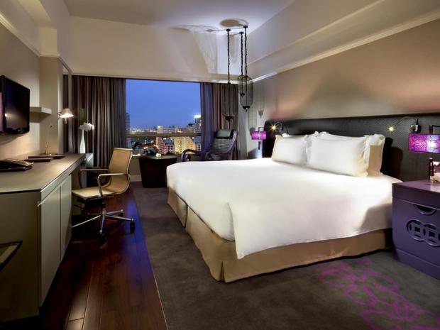 """Hàng loạt khách sạn 5 sao sang chảnh nhất Sài Gòn đồng loạt giảm giá """"sốc"""" dịp Lễ 2/9, có nơi rẻ hơn một nửa so với ngày thường - Ảnh 4."""