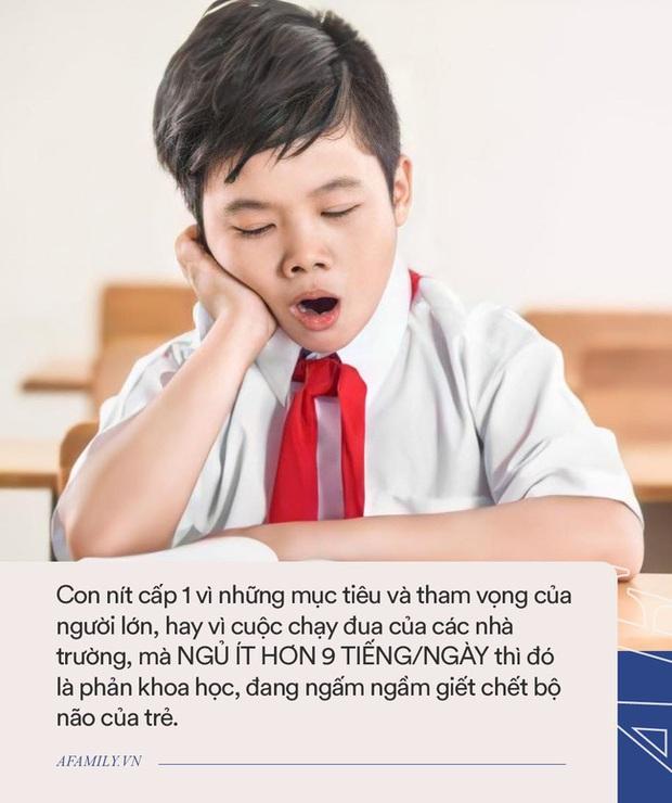 Bài viết không lãng phí của bạn 1 giây nào khi đọc của Tiến sĩ giáo dục gửi tới cha mẹ đang có con học cấp 1 trước thềm năm học mới - Ảnh 3.