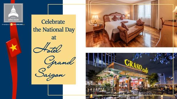 """Hàng loạt khách sạn 5 sao sang chảnh nhất Sài Gòn đồng loạt giảm giá """"sốc"""" dịp Lễ 2/9, có nơi rẻ hơn một nửa so với ngày thường - Ảnh 5."""