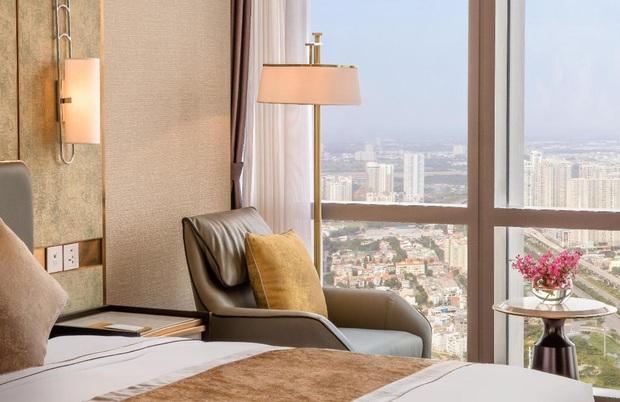 """Hàng loạt khách sạn 5 sao sang chảnh nhất Sài Gòn đồng loạt giảm giá """"sốc"""" dịp Lễ 2/9, có nơi rẻ hơn một nửa so với ngày thường - Ảnh 8."""