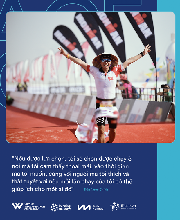 """Từ nhà sáng lập iRace: """"Dù là giải chạy truyền thống hay trực tuyến, điều quan trọng nhất là bạn xỏ giày vào và chạy!"""" - Ảnh 1."""