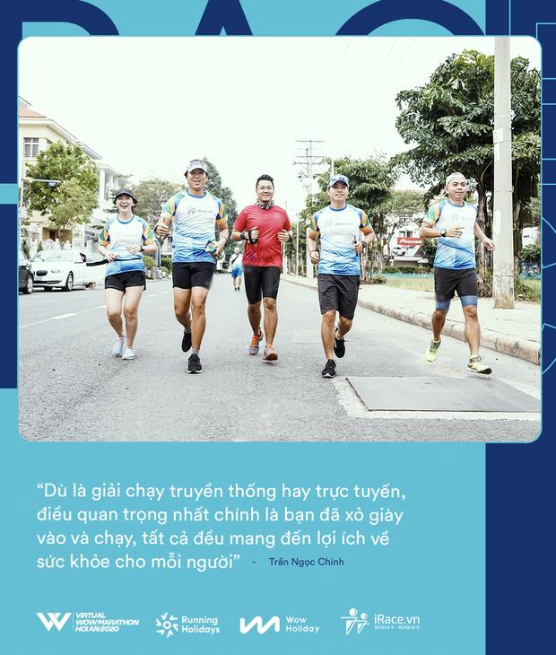 """Từ nhà sáng lập iRace: """"Dù là giải chạy truyền thống hay trực tuyến, điều quan trọng nhất là bạn xỏ giày vào và chạy!"""" - Ảnh 2."""