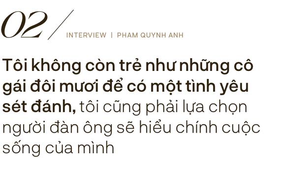 Phạm Quỳnh Anh: Đừng nhầm lẫn cống hiến bằng tiền thì mới là tận tâm với nghề, còn ít tiền là lỗi thời - Ảnh 8.