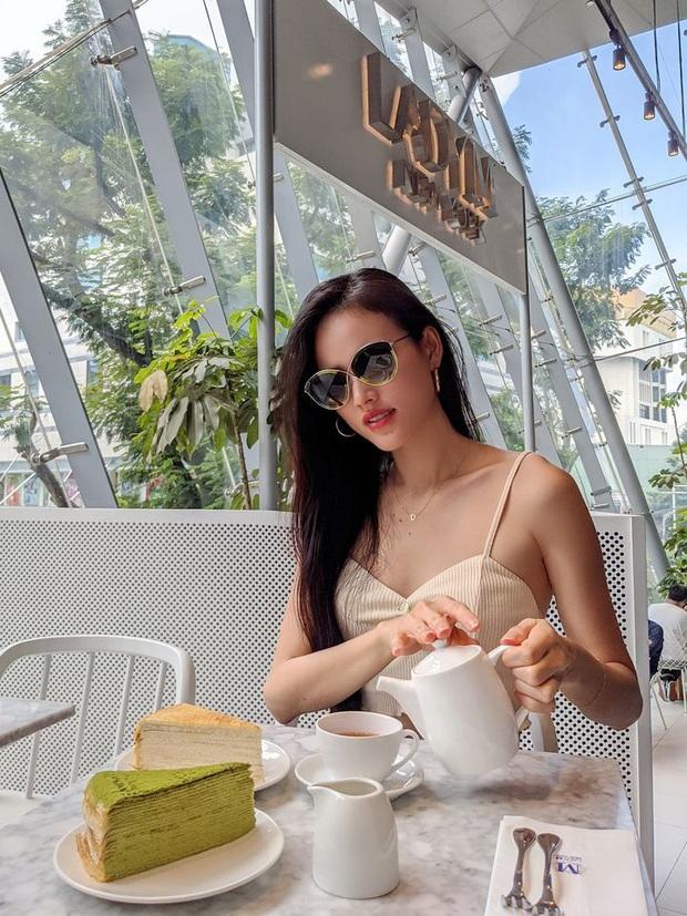 Cuộc sống Tuyết Lan ở Singapore: Đồ hiệu, du lịch chanh sả nhưng gây chú ý nhất là căn hộ cao cấp - Ảnh 11.