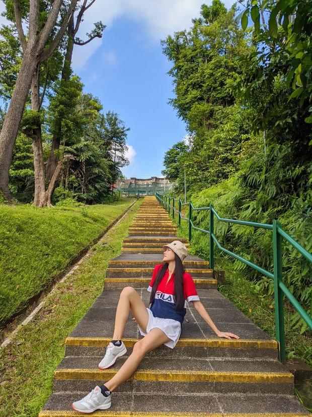 Cuộc sống Tuyết Lan ở Singapore: Đồ hiệu, du lịch chanh sả nhưng gây chú ý nhất là căn hộ cao cấp - Ảnh 14.