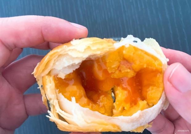 Bánh Trung thu mochi ngàn lớp nhân trứng chảy chỉ 20k/chiếc siêu hot liệu có ngon như lời đồn? - Ảnh 3.