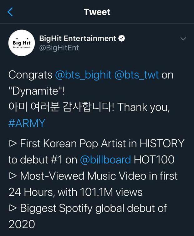SUGA khóc ròng khi nghe tin BTS #1 Billboard Hot 100 quý giá, Jin khẳng định đây là món quà sinh nhật tuyệt vời nhất dành cho Jungkook! - Ảnh 7.