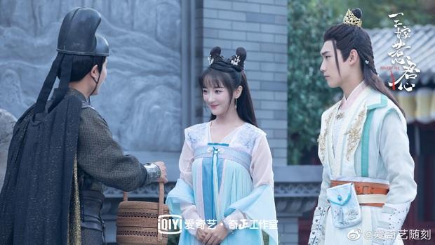 """Hình Chiêu Lâm yêu đương cực ngọt với bạn gái phim mới, """"chia tay"""" Lương Khiết là sáng suốt rồi đây! - Ảnh 11."""