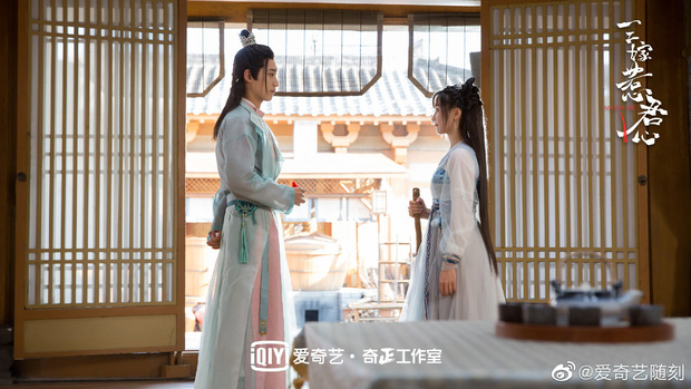 """Hình Chiêu Lâm yêu đương cực ngọt với bạn gái phim mới, """"chia tay"""" Lương Khiết là sáng suốt rồi đây! - Ảnh 12."""