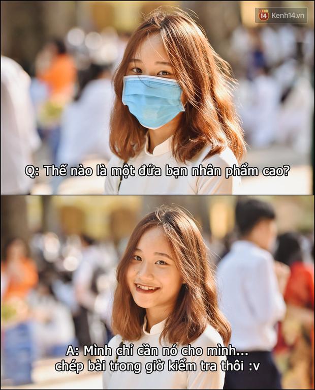 Tám nhanh với trai xinh gái đẹp THPT Phan Đình Phùng (Hà Nội), độ mặn mà đứng thứ mấy trong các trường đây? - Ảnh 1.