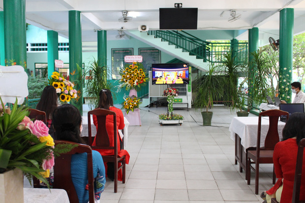 Đà Nẵng chính thức cho học sinh đi học trở lại - Ảnh 2.