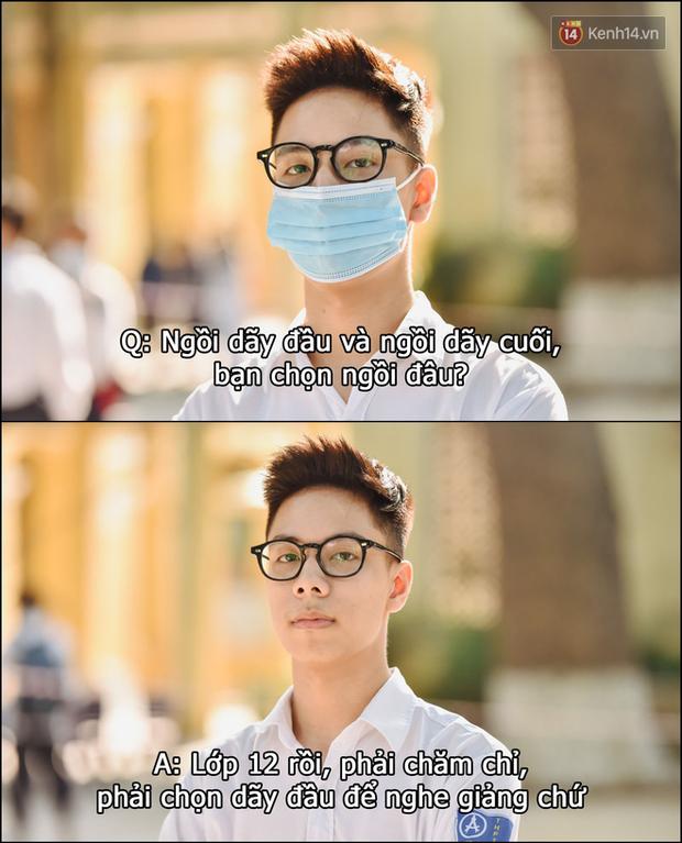 Tám nhanh với trai xinh gái đẹp THPT Phan Đình Phùng (Hà Nội), độ mặn mà đứng thứ mấy trong các trường đây? - Ảnh 7.