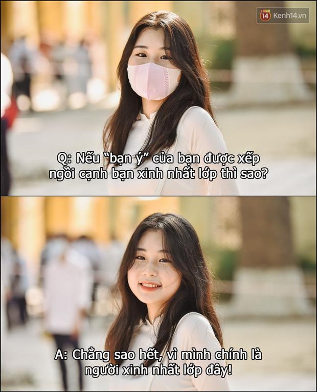 Tám nhanh với trai xinh gái đẹp THPT Phan Đình Phùng (Hà Nội), độ mặn mà đứng thứ mấy trong các trường đây? - Ảnh 9.