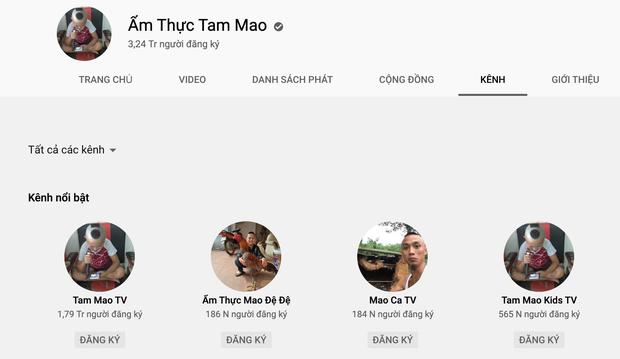 NTN và Tam Mao: 2 thế lực YouTube bất chấp gạch đá để kiếm tiền tỷ, sắm Mẹc, xây nhà to nhất vùng - Ảnh 7.