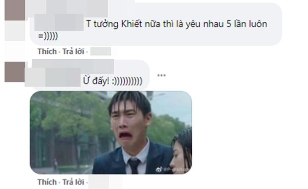 """Hình Chiêu Lâm yêu đương cực ngọt với bạn gái phim mới, """"chia tay"""" Lương Khiết là sáng suốt rồi đây! - Ảnh 16."""