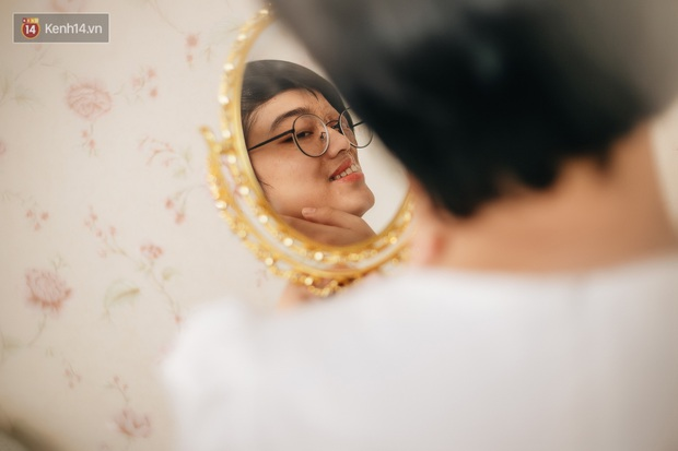 Câu chuyện cô gái Nam Định chỉ có một nửa khuôn mặt: Chặng đường chúng ta đi không ai là không gặp khó khăn - Ảnh 3.