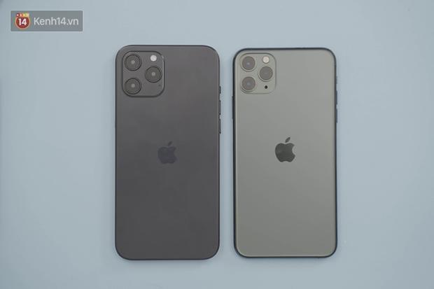 Xuất hiện iPhone 12 mô hình tại Việt Nam, thiết kế giống hệt thông tin rò rỉ - Ảnh 19.