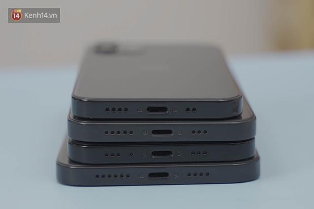 Xuất hiện iPhone 12 mô hình tại Việt Nam, thiết kế giống hệt thông tin rò rỉ - Ảnh 9.