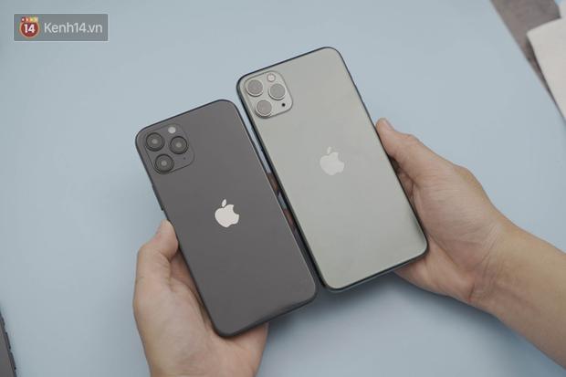 Xuất hiện iPhone 12 mô hình tại Việt Nam, thiết kế giống hệt thông tin rò rỉ - Ảnh 15.