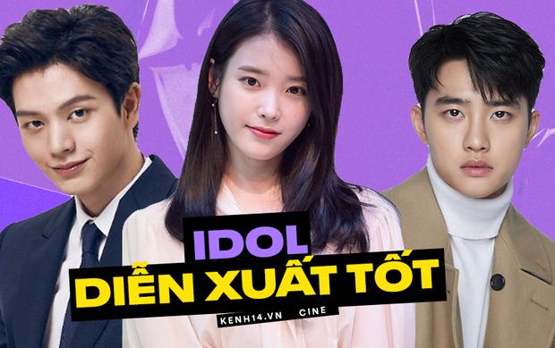 4 idol Hàn có diễn xuất xịn chẳng thua gì dân chuyên nghiệp: Chị đại IU đến giờ ai còn dám chê nữa? - Ảnh 1.