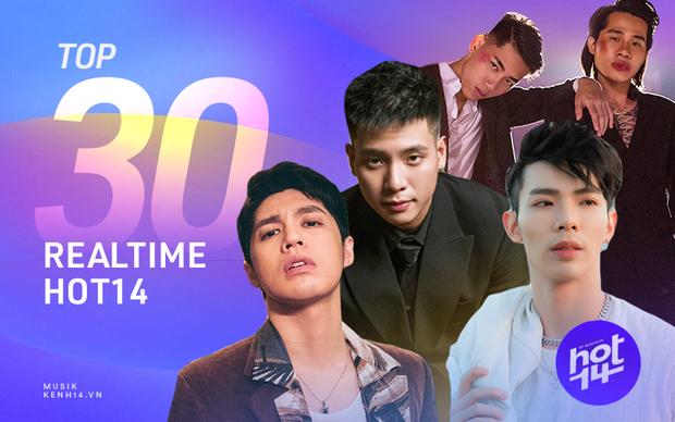 30 bài hát Việt đang hot nhất hiện tại: Cuộc cạnh tranh khốc liệt cho ngôi vương và sự bền bỉ của loạt hit Vpop mãi không chịu hạ nhiệt - Ảnh 2.